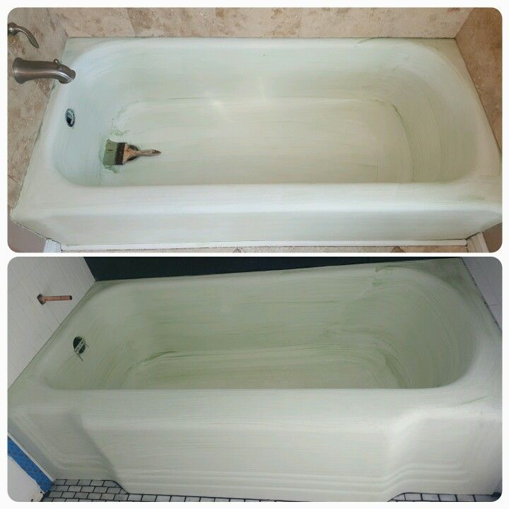 If you or your contractor uses a bathtub reglazing company who does not  acid wash their. Best 25  Bathtub reglazing ideas on Pinterest   Bath refinishing