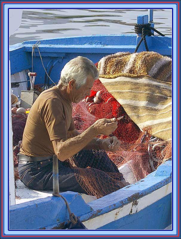 L'ultimo Pescatore ~ Isola delle Femmine, Palermo