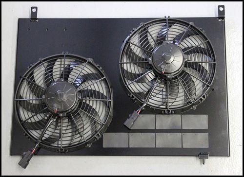 TBSS Spal Fan Kit