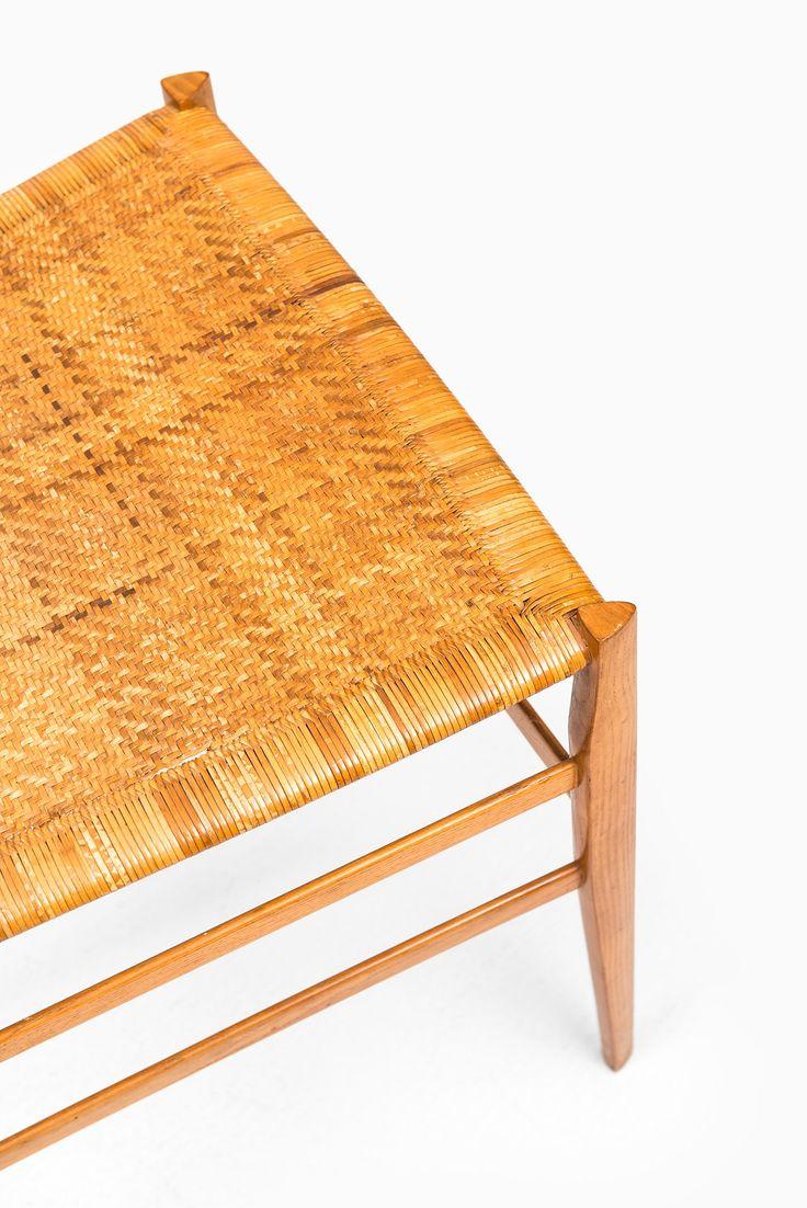 Gio Ponti Superleggera dining chairs at Studio Schalling