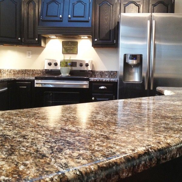 Best 20 painting laminate countertops ideas on pinterest for Can you paint granite countertops