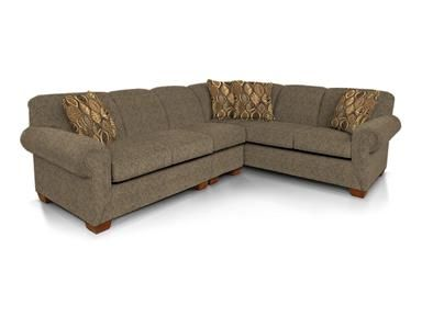 The Monroe collection is the epitome of effortless, casual style and extreme comfort. Its transitional style is highlighted by its padded roll arm, exposed block leg, contrasting throw pillows, and deep comfortable seat.