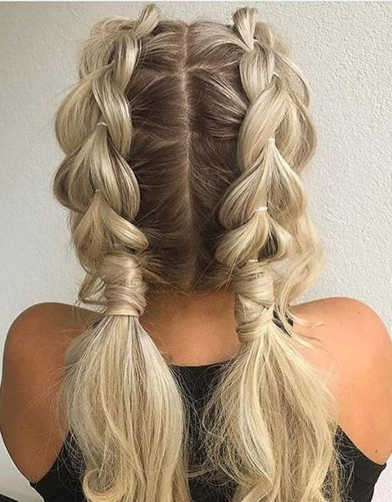 Extremely Thin Hairstyles Long Thin Hairstyles 2016 Short Hair Thin Hairstyles Long Thin Hairstyles 2018 In 2020 Braided Hairstyles Easy Braids Easy Braid Styles
