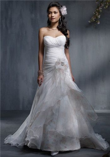 Alfred Angelo Wedding Dresses - The Knot, $660