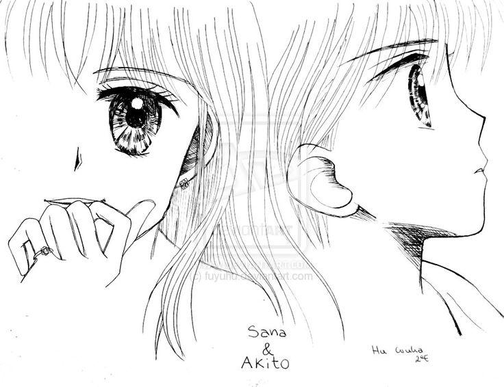 Akito Hayama x Sana Kurata :: Kodocha