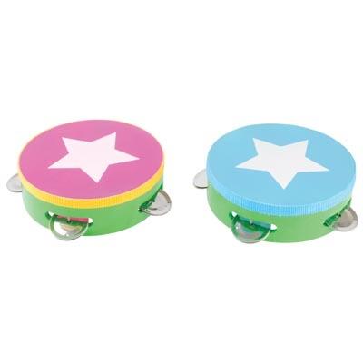 Tambourine - Be A Star