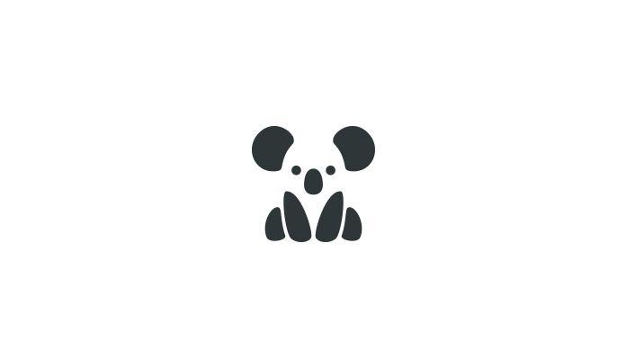 Fun Negative Space Animal Logos by Bodea Daniel - Adventures of Yoo