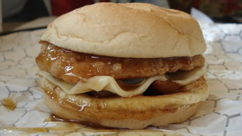 GrubGrade | Fast Food Review: Gold Rush Chicken Sandwich from Roy Rogers
