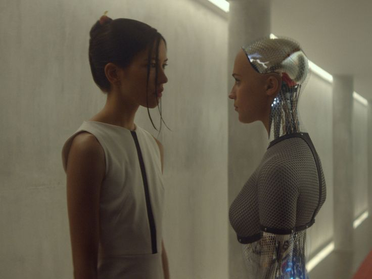 Is true artificial intelligence sci-fi or sci-fact? Alex Garland's directorial debut, the high-concept thriller 'Ex Machina'. A tale of a beautiful machine, Ava, believed by its creator to be the first truly human-like robot.