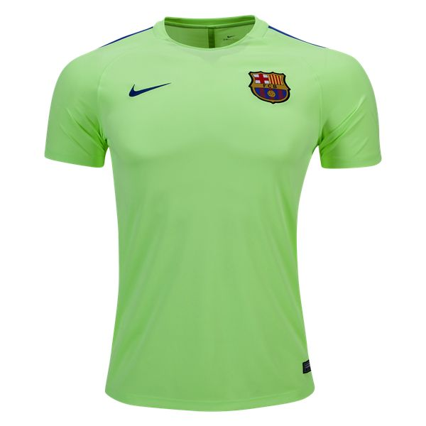 Nike Barcelona Training Jersey 2017
