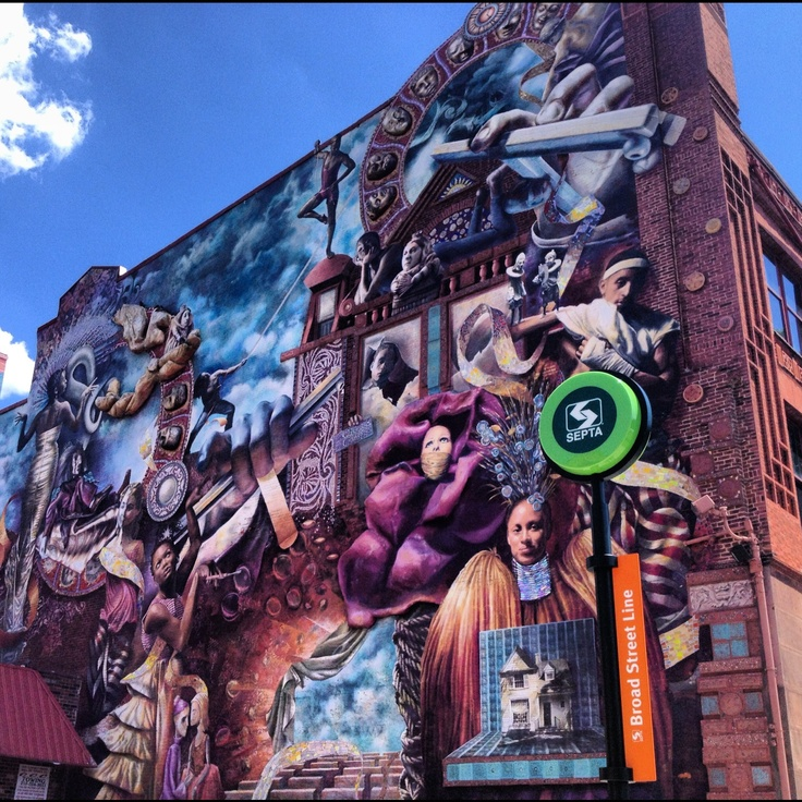 17 Best Images About Philly 39 S Murals On Pinterest Keith