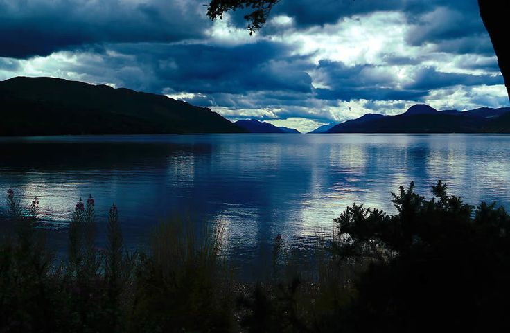 Loch Ness in Scotland http://www.pxleyes.com/blog/2011/05/the-50-most-important-landmarks-of-the-world/