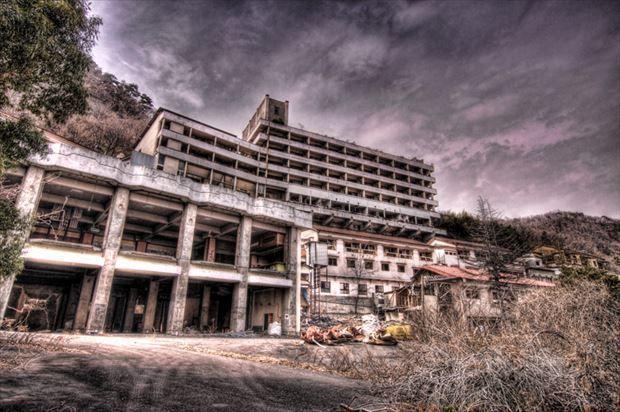 信州観光ホテル 廃墟 画像 廃墟 日本