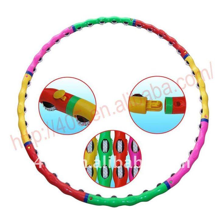 #massage hula hoop, #weighted hula hoop, #exercise weighted hula hoop