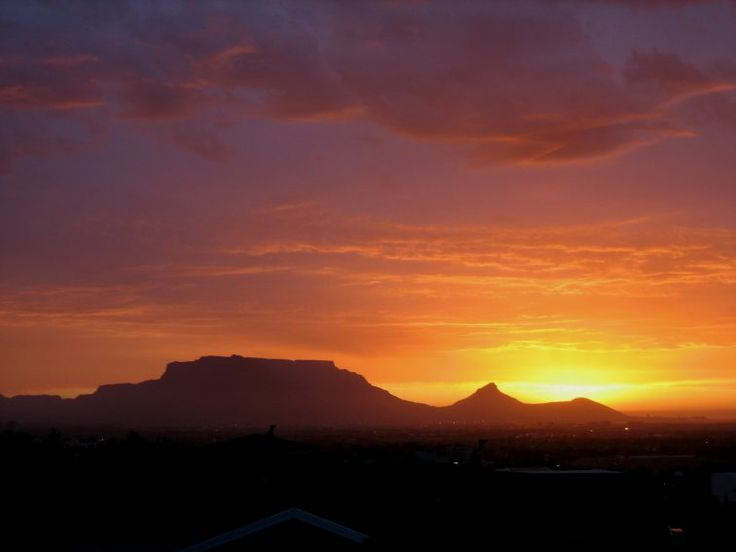 Just another Cape Town sunset