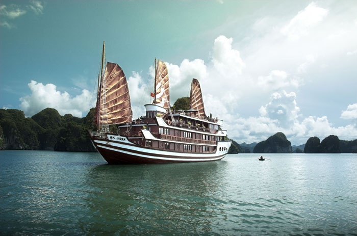 Bhaya Classic Cruise Halong Overview