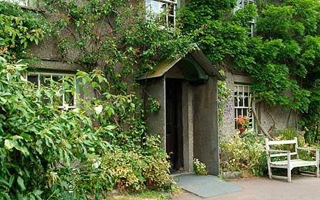 Beatrix Potter's Hill Top Cottage, Lake District