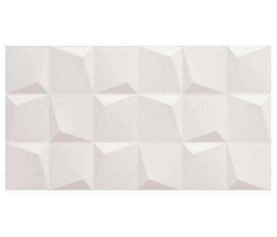 Lumina Cube White Matt de Fap Ceramiche | Carrelage mural