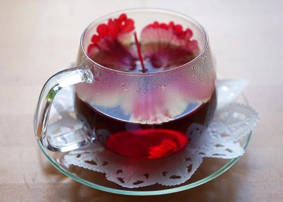 The best teas for health    Made from the dried petals of hibiscus flowers, Palinksi-Wade says that this drink could help those with hypertension. A studypublished in the Journal of Nutrition shows that consuming three cups of this tea every day helps to lower blood pressure in people with high blood pressure, she says. It's also shown promise in research against diabetes.