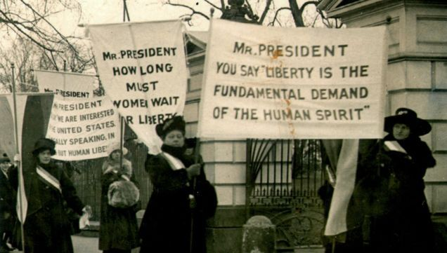 Today Is the 95th Anniversary of the 19th Amendment's Ratification