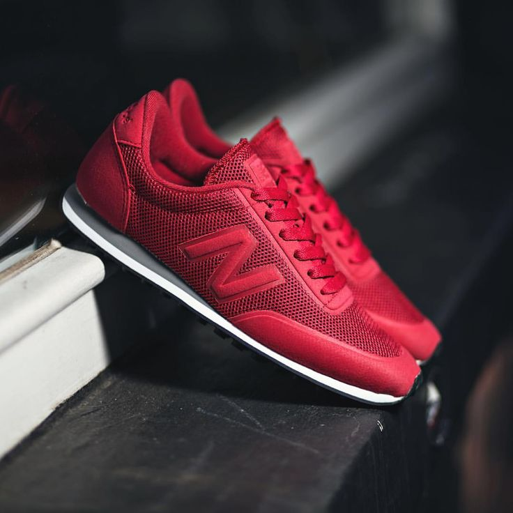 new balance 410 rojo vivo
