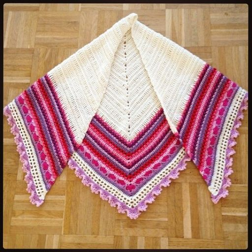 1000+ images about Shawls on Pinterest