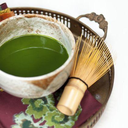 How to Make Matcha Green Tea - MyRecipes