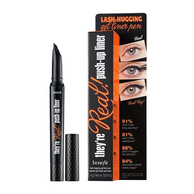 Benefit They're Real! Push-Up Liner #BeautyCocktail