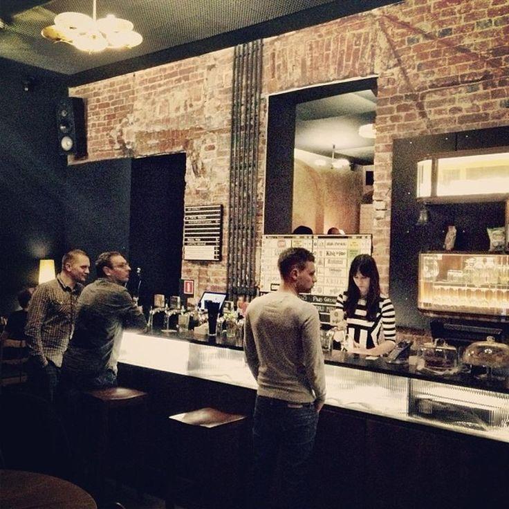 Kufle i Kapsle - Great bar with a fantastic attitude #Warsaw