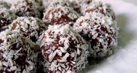 Klasszikus kókuszgolyó   APRÓSÉF.HU - receptek képekkel