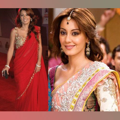 One of the favourite saree of minisha lamba(bollywood actress)...  Check it out for more bollwood collection @ http://www.indianweddingsaree.com