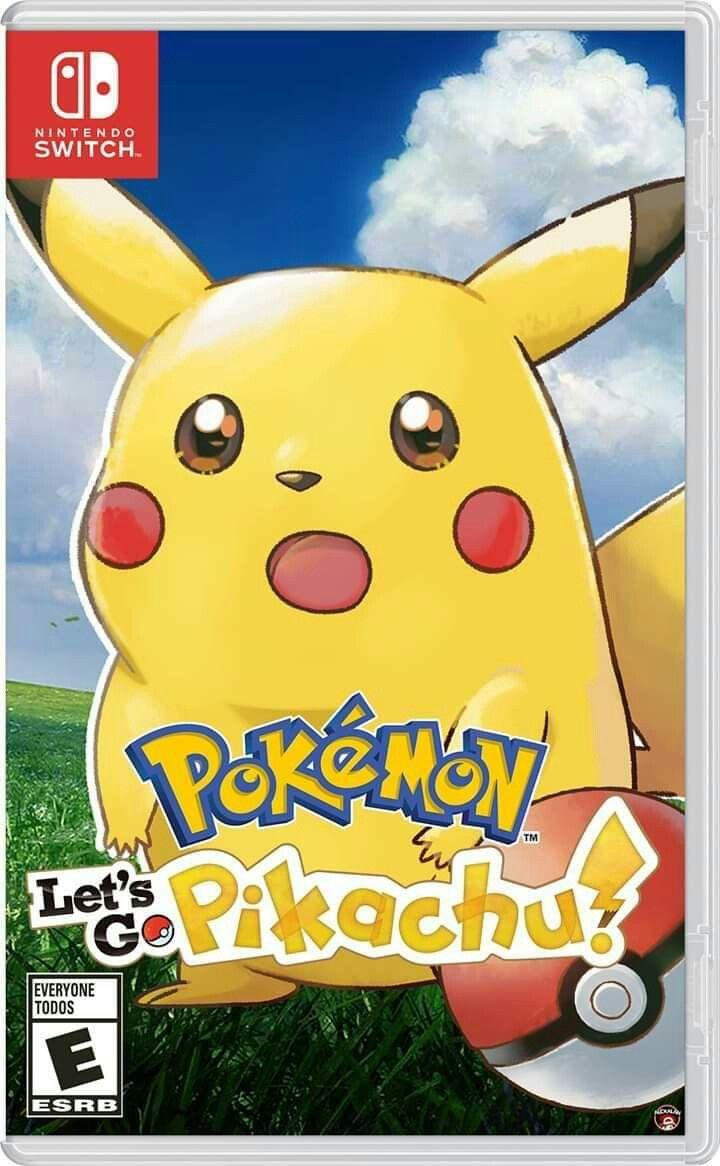 Pin By Mabel On Pokemon Pikachu Nintendo Pokemon Nintendo Switch Games