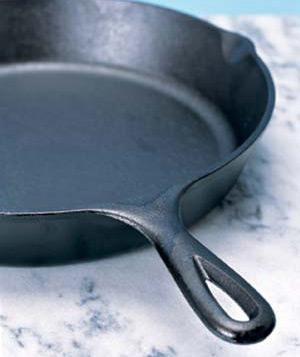 With a little TLC, this versatile pan should last a lifetime.