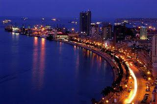 I want to travel: Ангола