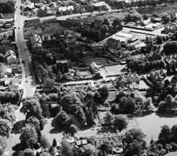 The town, East Grinstead, 1929 | Britain from Above