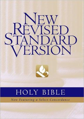 The New Revised Standard Version Bible