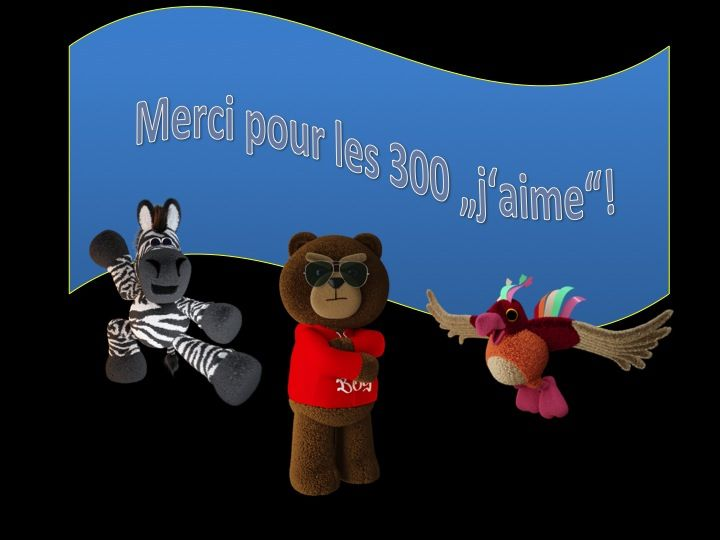 """300 """"j'aime"""" pour """"Operation Cheesestorm"""""""
