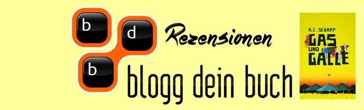 Gelungene BloggdeinBuch-Promo