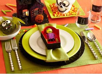 pier one halloween tablescape ideas - Pier 1 Halloween