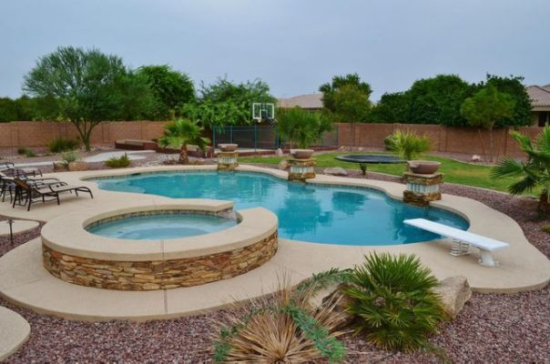 Pin by Desert Pools And Spas on