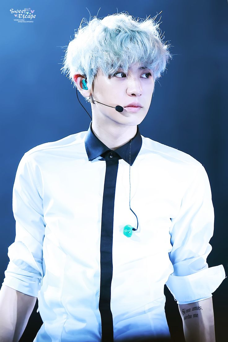 CHANYEOL | Exoplanet #2 - The EXO'luXion in Shanghai  Handsome, Sexy , Sweet Jesu- *Faints*