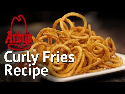 HOW TO MAKE Arby's Curly Fries | HellthyJunkFood - YouTube