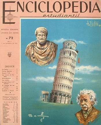 enciclopedia estudiantil - nº 72 - 1961 - codex