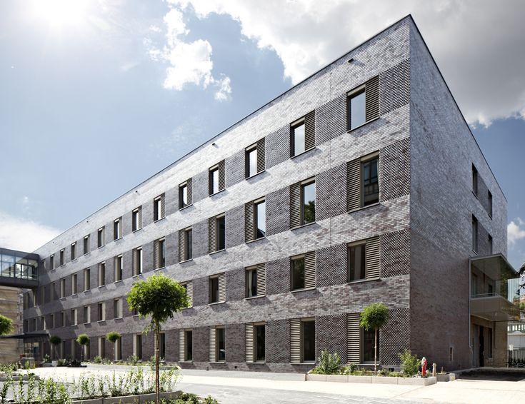 GBK Architecten - St Hedwig Hospital, Berlin