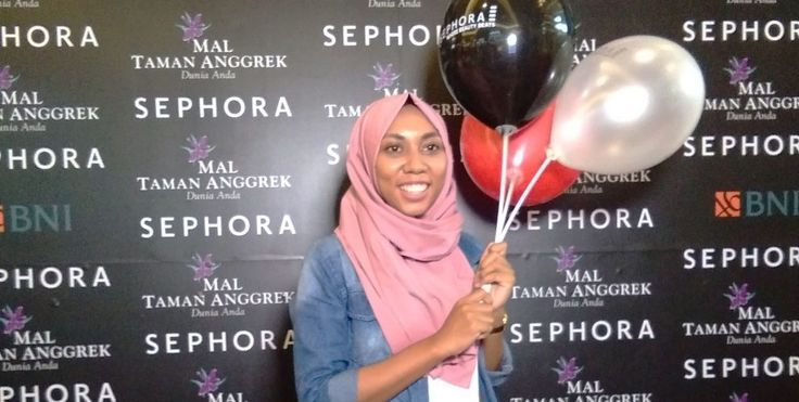Sephora Mall Taman Anggrek Grand Opening and Nivea Event by Female Daily