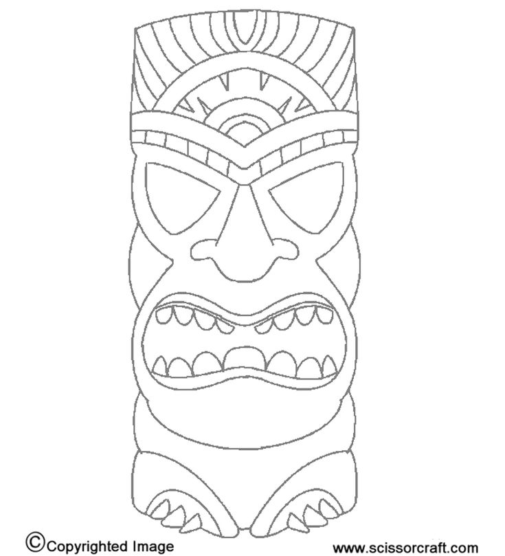 860 best Coloring Printable Masks images on Pinterest  Drawings
