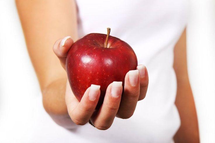 Dieta de la manzana en 3 dias, ¡no te la pierdas!