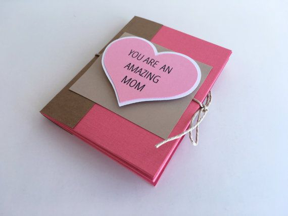 Mom Gift Birthday Gift For Mom Mom Coupons by SimplyyHandmade