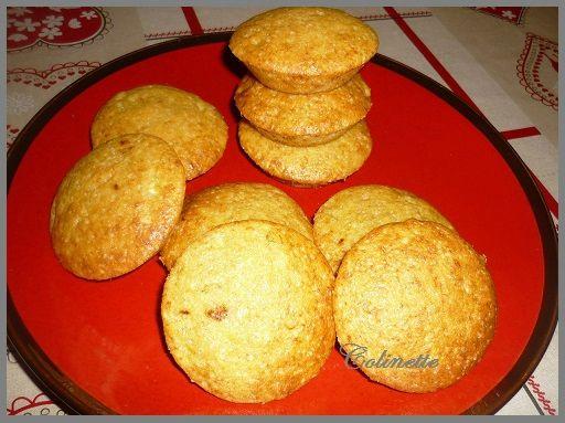 Cake à la farine de riz et bananes - Les re7 de Colinette