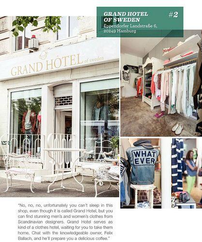 Style Guide To Hamburg, Germany - decor8